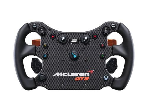 Fanatec CSL Elite McLaren Steering Wheel GT3 V2